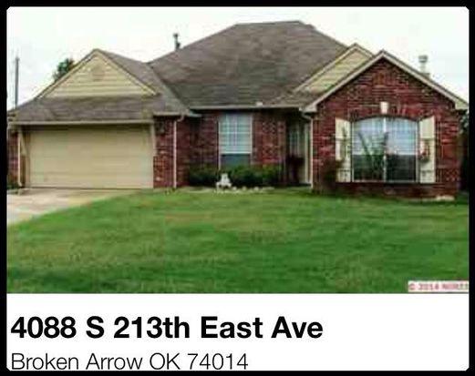 4088 S 213th East Ave, Broken Arrow, OK 74014