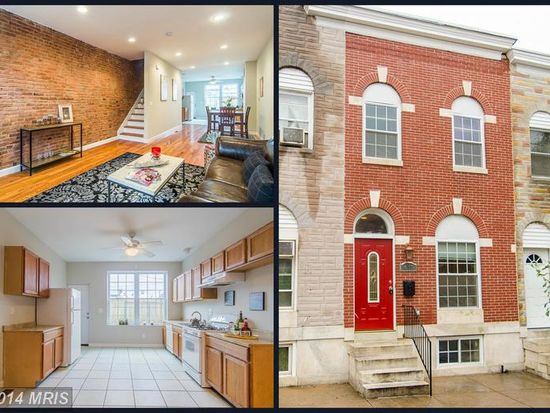 413 N Luzerne Ave, Baltimore, MD 21224