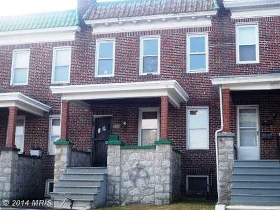 3115 Pelham Ave, Baltimore, MD 21213
