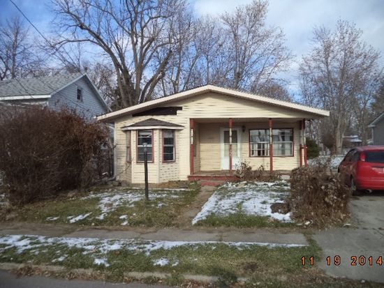 1232 Home Ave, Anderson, IN 46016