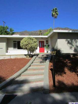 3845 Valley Lights Dr, Pasadena, CA 91107