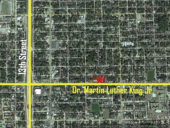 1222 E Dr Martin Luther King Jr Blvd APT A, Tampa, FL 33603