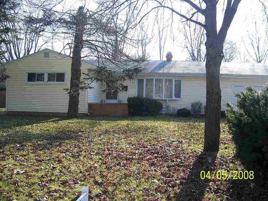 2328 Frances Ave, Elkhart, IN 46517