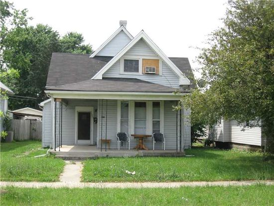 1023 E Raymond St, Indianapolis, IN 46203