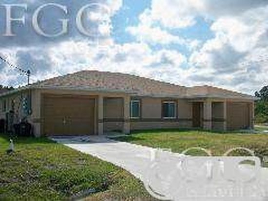 2441 Paul Ave S, Lehigh Acres, FL 33973