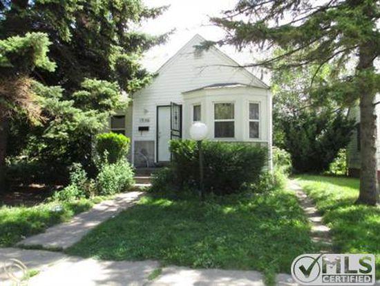 19186 Fenelon St, Detroit, MI 48234