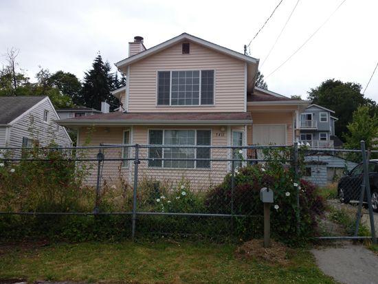 5411 32nd Ave S, Seattle, WA 98118
