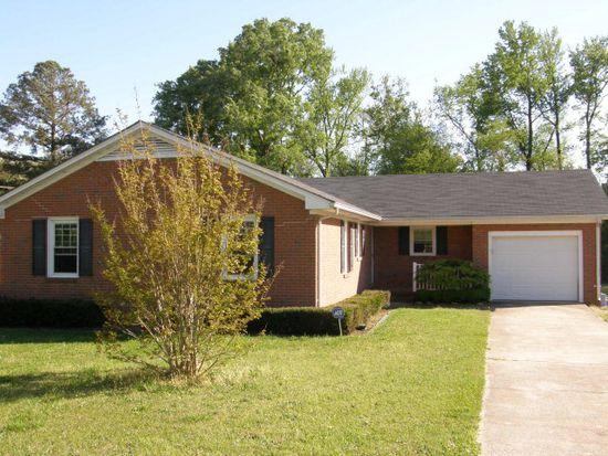 1108 Sunnybrook Rd S, Wilson, NC 27893