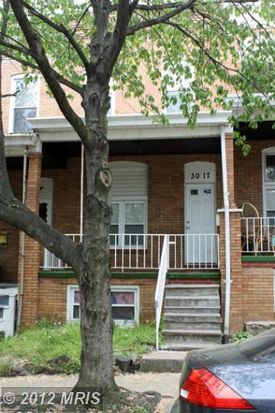 3017 Chesterfield Ave, Baltimore, MD 21213