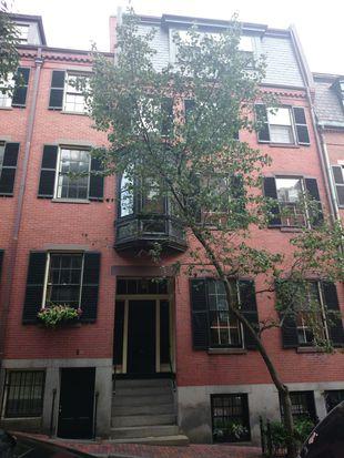 82 Pinckney St UNIT B, Boston, MA 02114