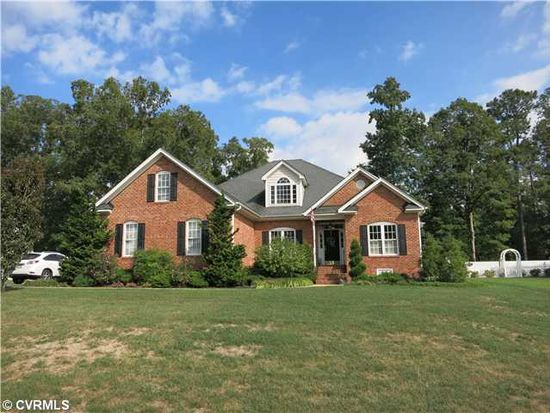 9358 Colvincrest Dr, Mechanicsville, VA 23116