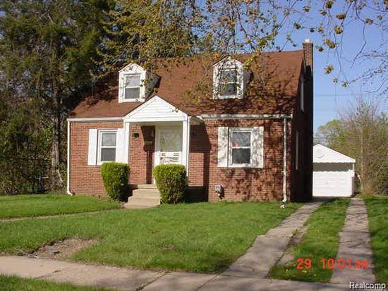 18689 Winthrop St, Detroit, MI 48235