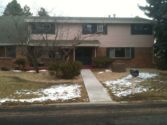 6051 S Happy Canyon Dr, Englewood, CO 80111