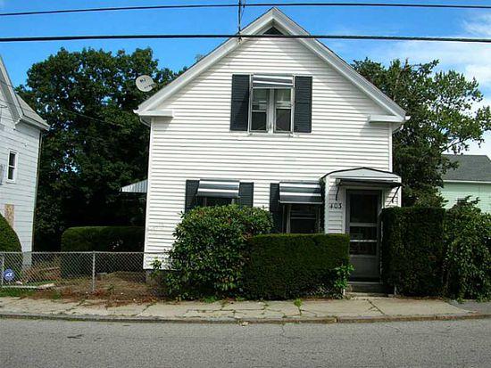 403 2nd Ave, Woonsocket, RI 02895