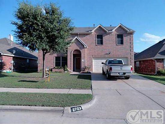 2723 Atrium Dr, Grand Prairie, TX 75052