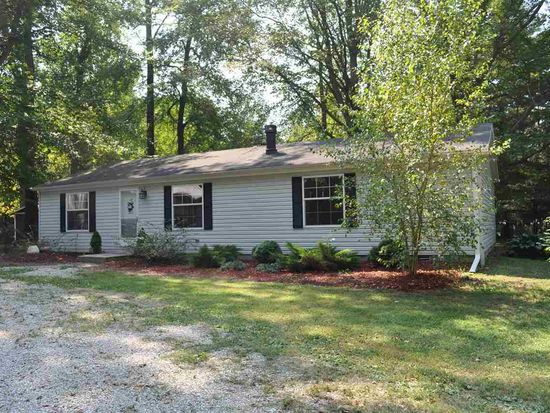 6034 Rocky Hill Rd, Spencer, IN 47460