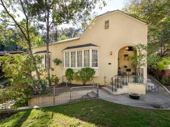 8569 Wonderland Ave, West Hollywood, CA 90046