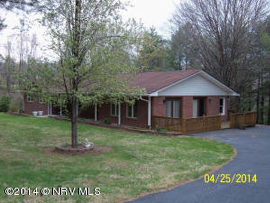 3751 Gazebo Dr, Shawsville, VA 24162