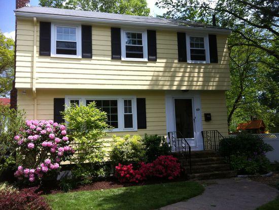 69 Mount Vernon St, Boston, MA 02132