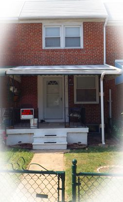 1208 Anglesea St, Baltimore, MD 21224