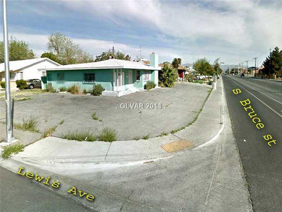 222 S Bruce St, Las Vegas, NV 89101