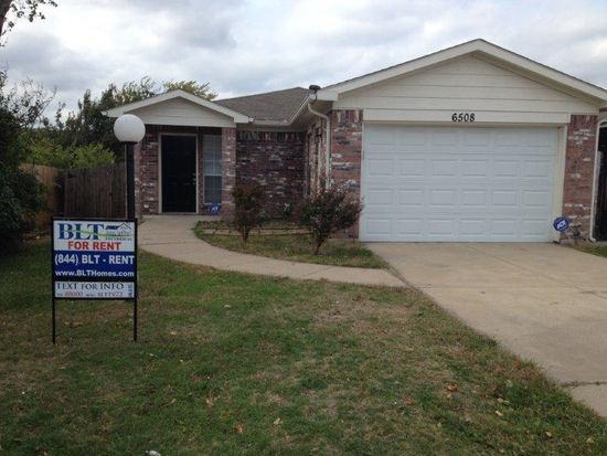 6508 Brookhaven Trl, Fort Worth, TX 76133