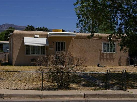 3612 Garcia St NE, Albuquerque, NM 87111