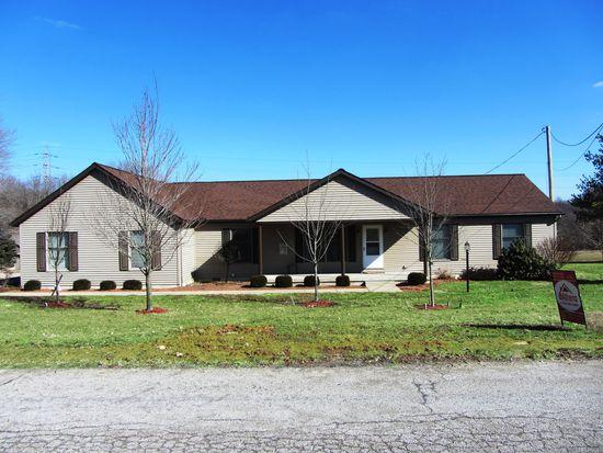 5932 Rossetter Rd, Albany, OH 45710
