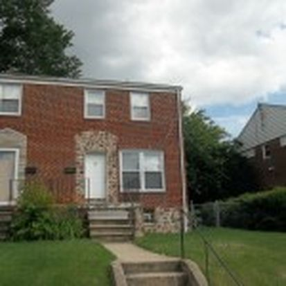 5923 Theodore Ave, Baltimore, MD 21214