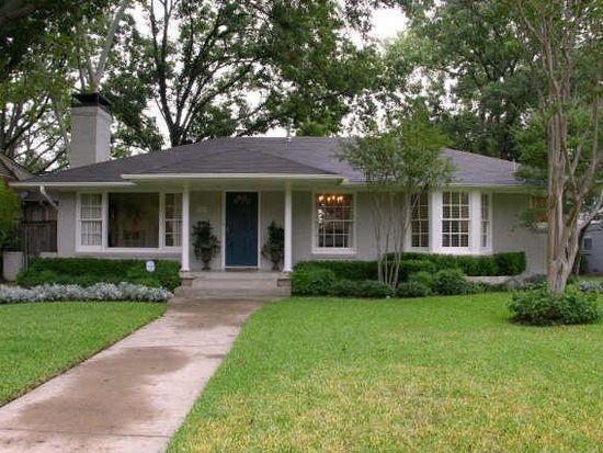 5706 Bryn Mawr Dr, Dallas, TX 75209