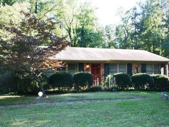 3708 Rock Creek Dr, Raleigh, NC 27609