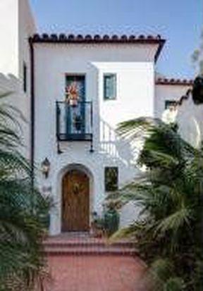 745 E Anapamu St, Santa Barbara, CA 93103