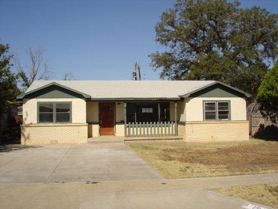 1314 60th St, Lubbock, TX 79412