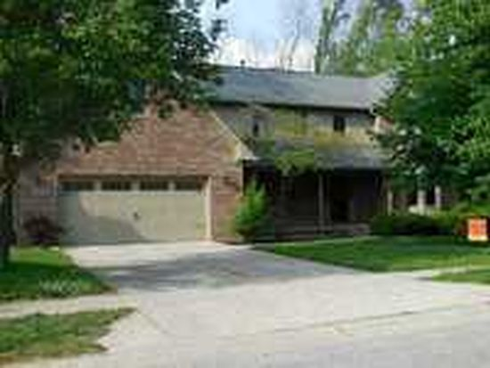 9323 Castle Knoll Blvd, Indianapolis, IN 46250