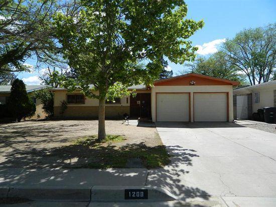 1208 Mesilla St NE, Albuquerque, NM 87110