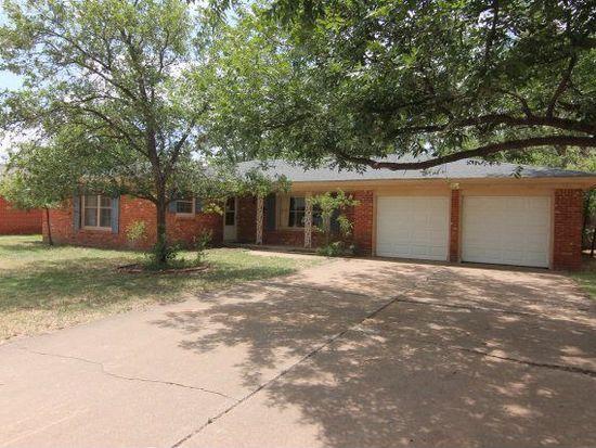 1911 55th St, Lubbock, TX 79412