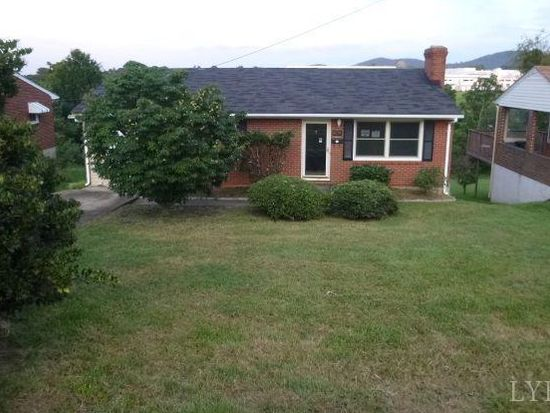 4628 Hartford St, Lynchburg, VA 24502