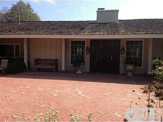 16186 Via Del Alba, Rancho Santa Fe, CA 92067
