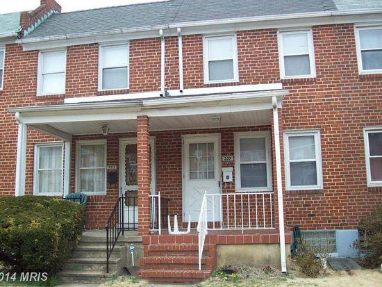 337 Joplin St, Baltimore, MD 21224
