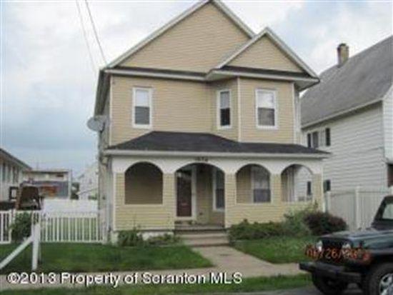 1604 Bulwer St, Scranton, PA 18504