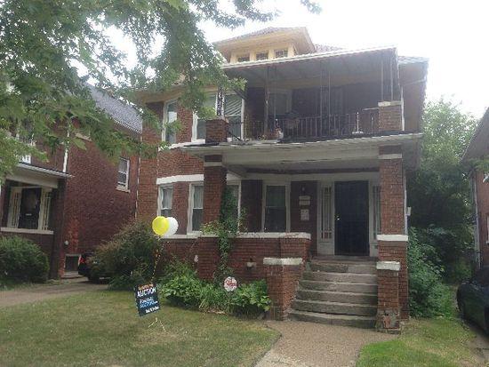 1665 Atkinson St, Detroit, MI 48206