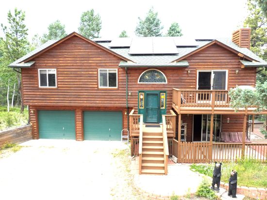 85 Summit Rd, Woodland Park, CO 80863