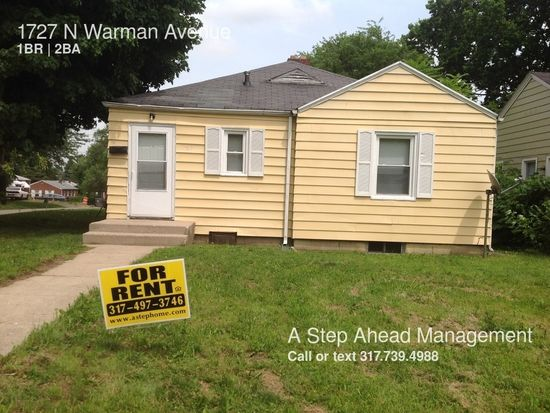 1727 N Warman Ave, Indianapolis, IN 46222