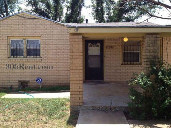 2807 Colgate St, Lubbock, TX 79415
