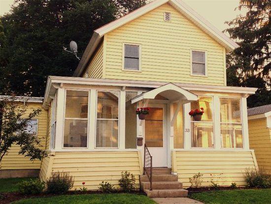 33 Pine St, Oneonta, NY 13820