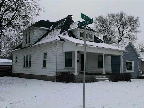2600 S 6th St, Terre Haute, IN 47802