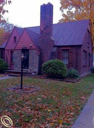 16162 Burgess, Detroit, MI 48219