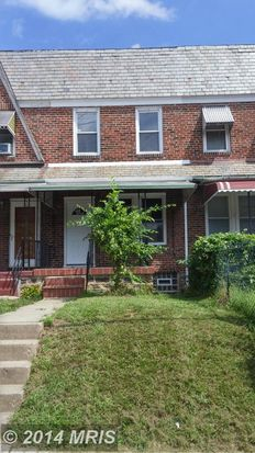 3324 W Caton Ave, Baltimore, MD 21229