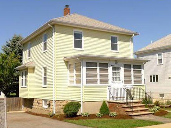 33 Proctor St, Peabody, MA 01960