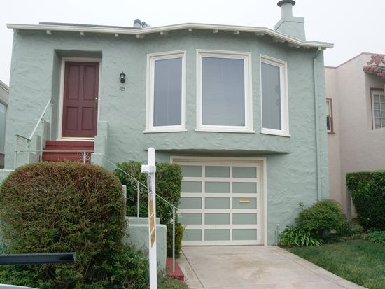 45 Chaves Ave, San Francisco, CA 94127